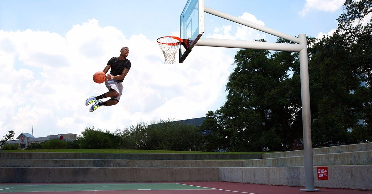 """Life On & Off The Court: The Man with a 55"""" Vert"""