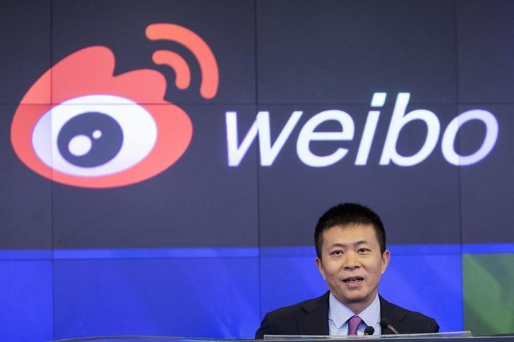 China's Weibo to invest $142 million in taxi-hailing apps: SEC filing