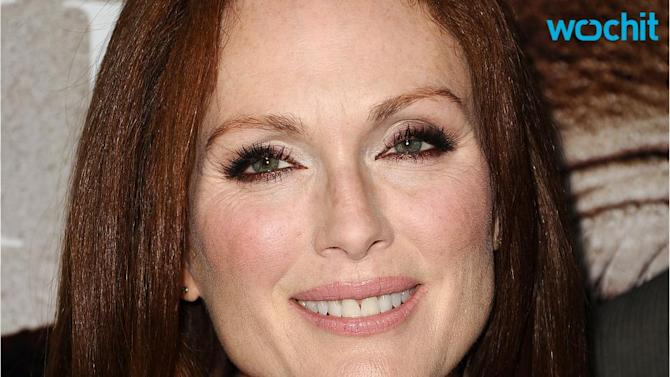 Julianne Moore Reveals Jitters About Playing Sarah Palin