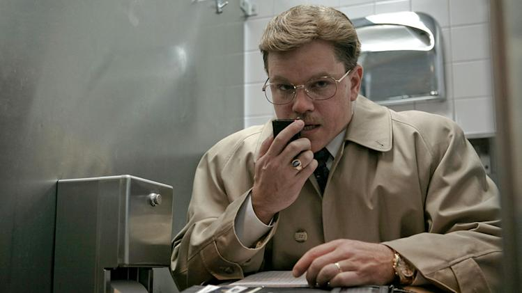 Matt Damon The Informant Stills Warner Bros 2009