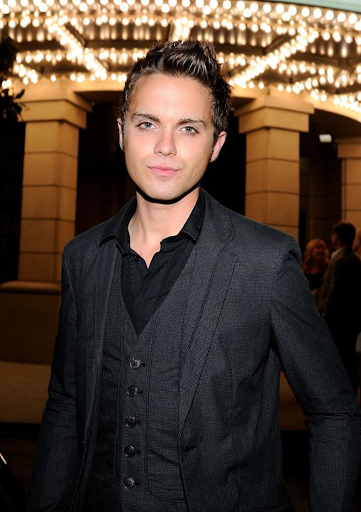 Thomas Dekker of &quot;The Secret Circle&quot; attends The CW Fall Premiere party presented by Bing at Warner Bros. Studios on September 10, 2011 in Burbank, California. 