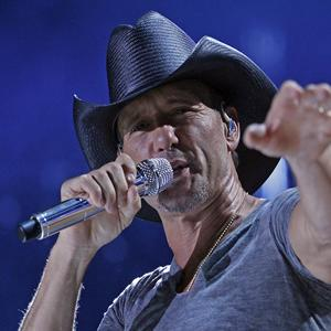 McGraw Scores Hit With Wife Faith Hill