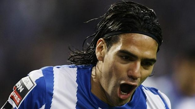 Falcao featuring for Porto in 2011 (Reuters)