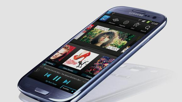 Samsung Music Hub launches for European Galaxy S III owners