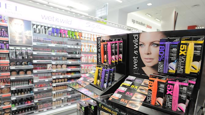 A general view of store atmosphere at Walgreens 8000th Store Opening, on Friday Nov. 30, 2012, in Los Angeles. (Photo by Jordan Strauss/Invision for Walgreens/AP Images)