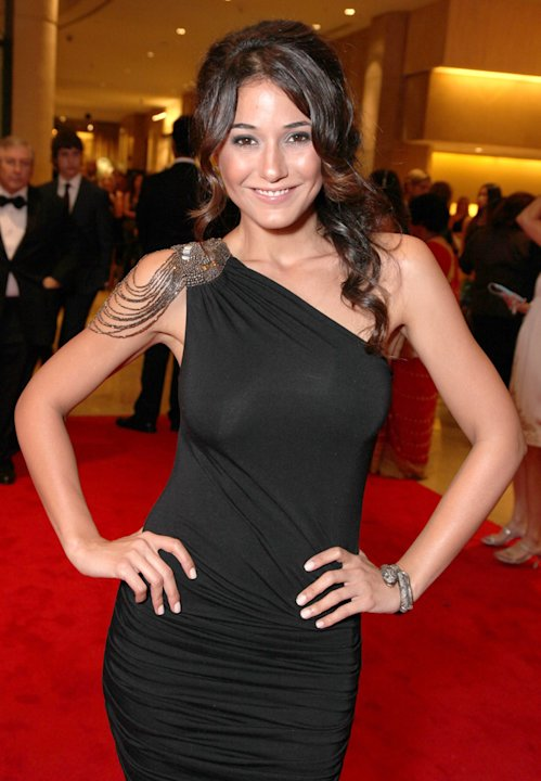 Emmanuelle Chriqui American Cinematheque Awardshow Honoring
