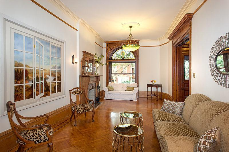 Grand Prospect-Lefferts Townhouse Wants $2.4 Million