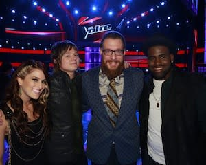 The Voice Exclusive Video: Season 3 Top 4 Cut Loose on Last Call with Carson Daly
