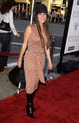 Soleil Moon Frye at the LA premiere of Divine Secrets of the Ya Ya Sisterhood