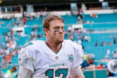 Dolphins coaches, front office reportedly disagree on whether Ryan Tannehill is elite