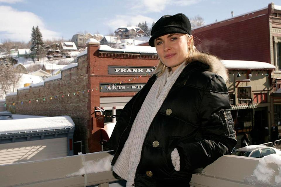 Sundance Outdoor 2008 Radha Mitchell