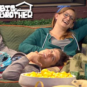 Big Brother - Christine's Constant Giggles