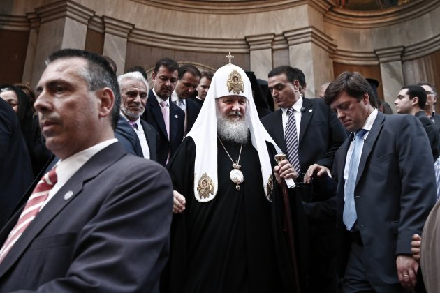 Kirill, Russian Orthodox Patriarch …