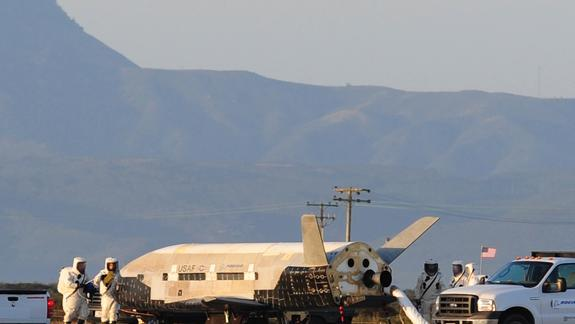 Air Force Launching Secretive X-37B Space Plane in October, Could Land in Fla.