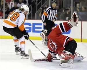 Devils-Flyers Preview