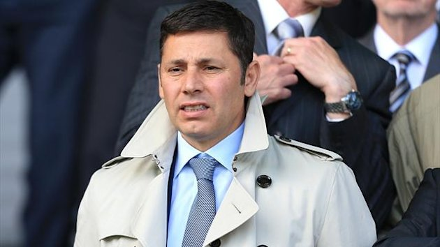 Southampton's executive chairman Nicola Cortese