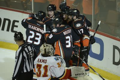 Flames vs. Ducks 2015 final score: 3 things we learned from Anaheim's 3-0 win