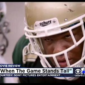 """When the Game Stands Tall"" & New On DVD"