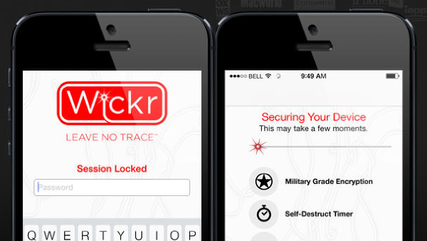 Wickr 2.0 Hides Your Contacts from Prying Eyes