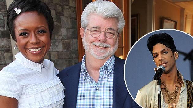 George Lucas Wedding Blog