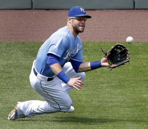4 Royals elected to start All-Star Game; Reds' Frazier, too