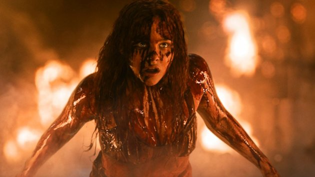 Chloe Grace Moretz Was 'Intimidated' to Take on 'Carrie,' Tried to Never Break Character on Set (ABC News)