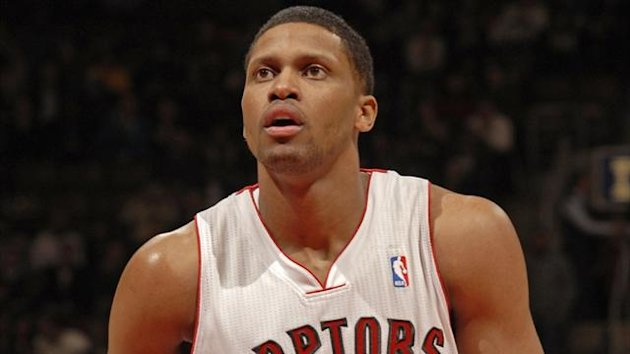 Rudy Gay of the Toronto Raptors (AFP)