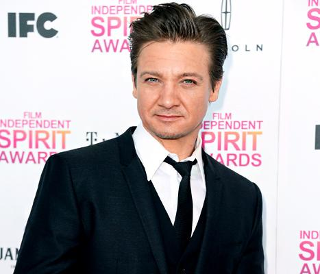 Jeremy Renner Names Baby Daughter Ava Berlin