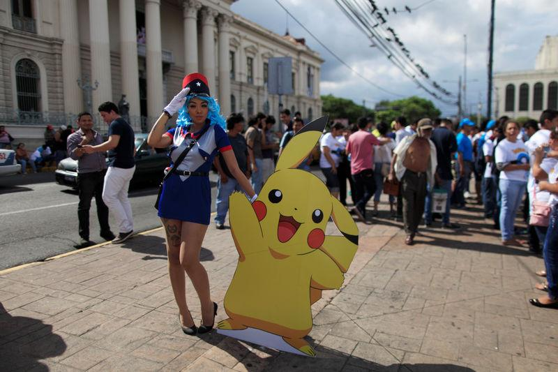 Nintendo shares dive as company plays down Pokemon GO's earnings impact