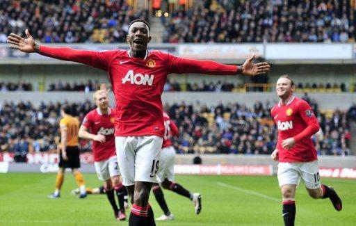 Danny Welbeck got his first taste of major tournament football in Monday's 1-1 draw with France in Donetsk