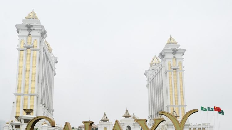 Galaxy Macau hotels and resort