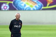 Van Marwijk's position to be reviewed after Euro 2012