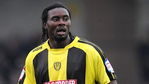 Calvin Zola has left Burton to join Aberdeen