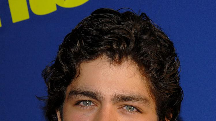 "Adrian Grenier at the ""Entourage"" Los Angeles Premiere."