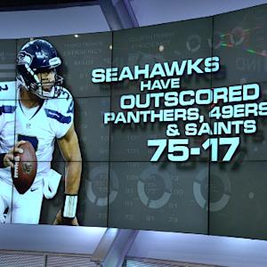 Mind-blowing stats: Seahawks offense