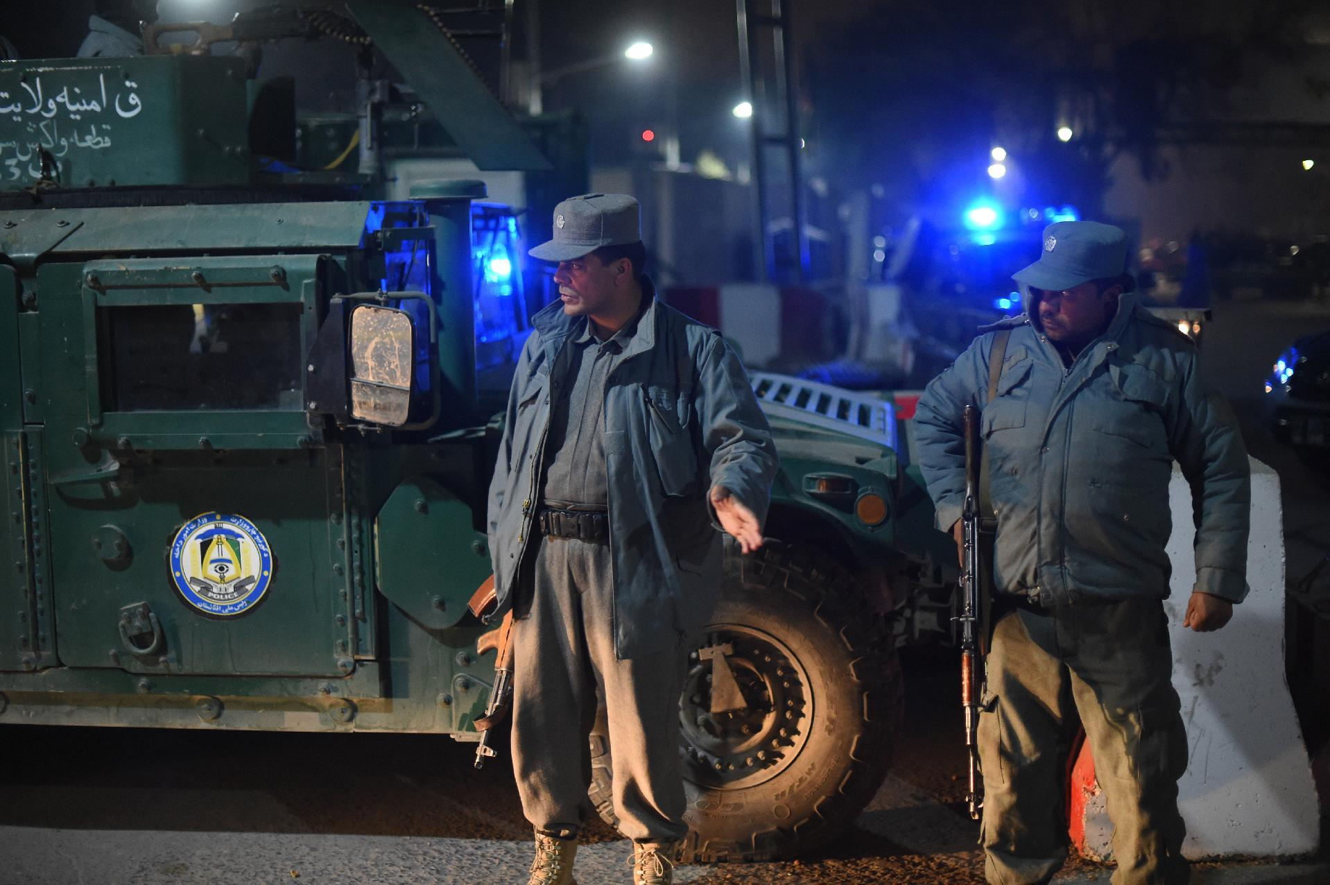 Afghan journalist wounded in French centre attack dies