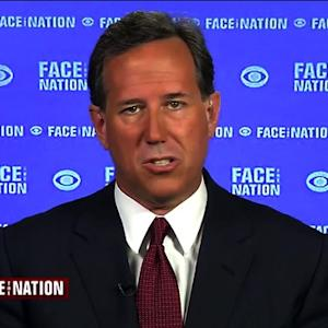 "Santorum: Divorce, adultery ""the bigger problem"" over same-sex marriage"