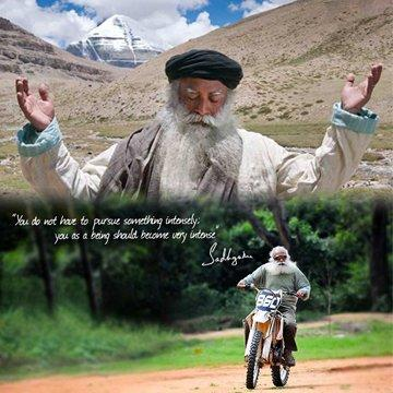 """Modern Day Mystic"" Sadhguru On U.S. Tour September 20-October 20"