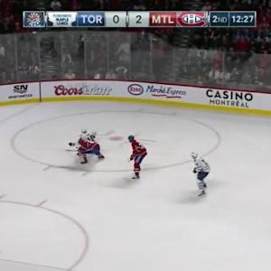 Carey Price Save on Richard Panik (07:36/2nd)