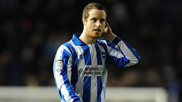 Ryan Harley, Brighton and Hove Albion (PA Photos)