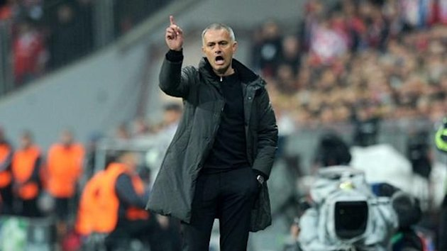 2012 Real Madrid Jose Mourinho