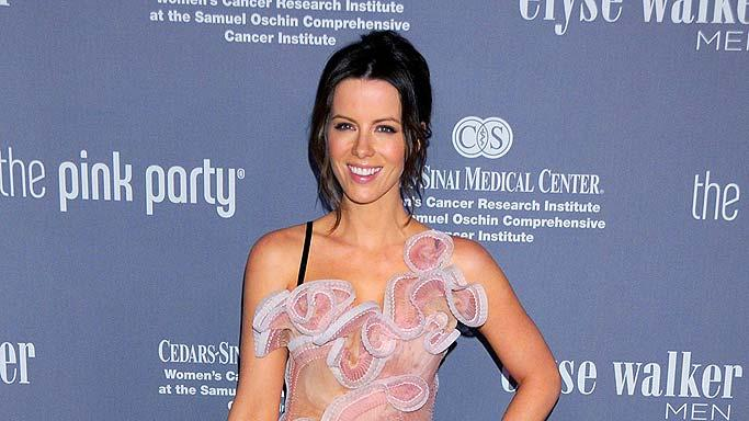 Beckinsale Kate Pink Party