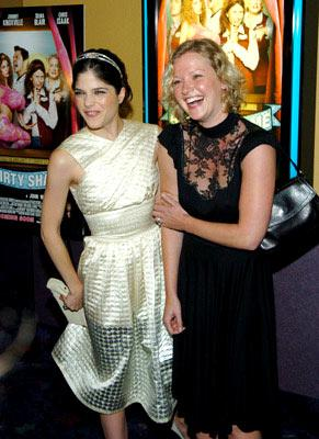 Premiere: Selma Blair and Gretchen Mol at the New York premiere of Fine Line Features' A Dirty Shame - 9/21/2004