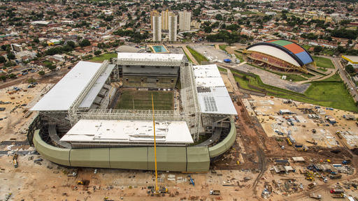 Another worker dies at Brazil World Cup site