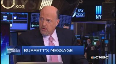 Cramer: Buffett could be right about IBM, but...