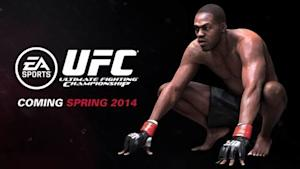 Dana White, Jon Jones and Benson Henderson On Hand for EA Sports UFC Release Announcement