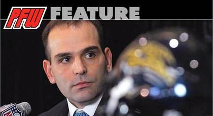 On the clock: Jaguars will be a 'needs-based' drafting team