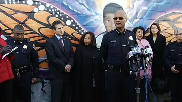 City officials discuss violence in Oakland