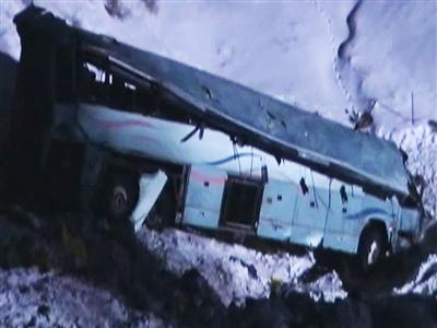 Multiple Deaths in Ore. As Bus Tumbles Down Hill