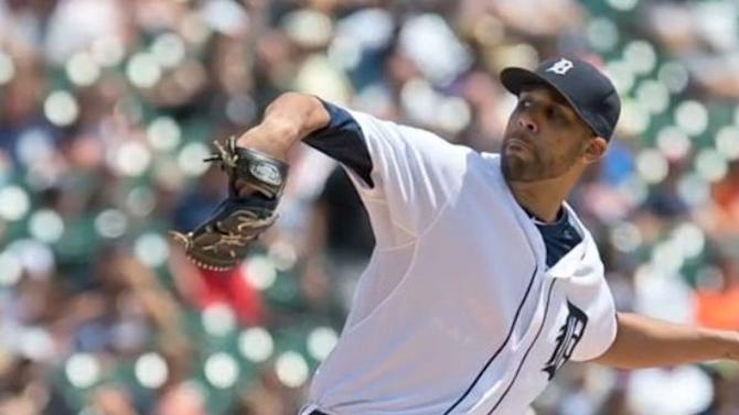 Tigers trade David Price to Blue Jays for three pitching prospects